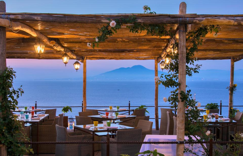 Ziqù Terrace Restaurant